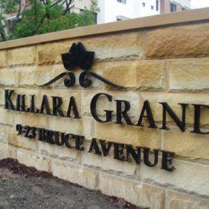 Commercial Branding Solutions - Signtek NSW- Killara Grand