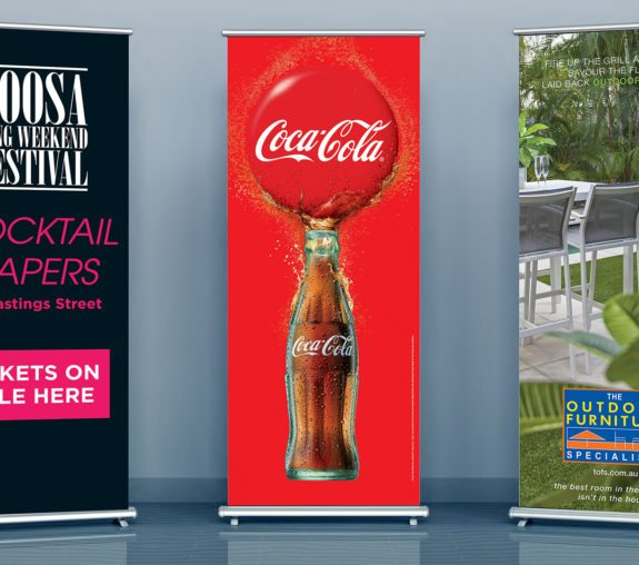 Event Signage - Pull up Banners - Longines - Signtek NSW